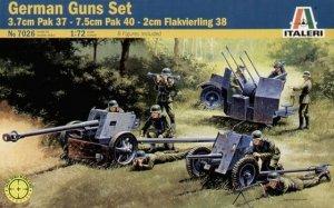 Pak 35 , Pak 40 y Flack 38  (Vista 1)