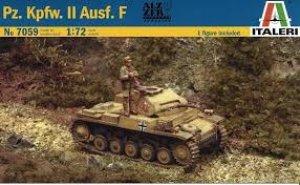 Panzerkampfwagen II AUSF. F  (Vista 1)