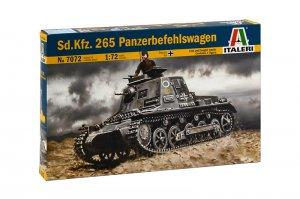 Sd.Kfz..265 Panzerbefhelswagen  (Vista 1)