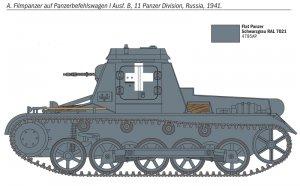 Sd.Kfz..265 Panzerbefhelswagen  (Vista 3)