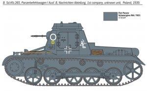Sd.Kfz..265 Panzerbefhelswagen  (Vista 4)