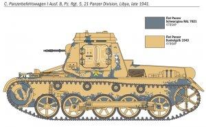 Sd.Kfz..265 Panzerbefhelswagen  (Vista 5)