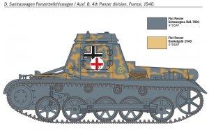 Sd.Kfz..265 Panzerbefhelswagen  (Vista 6)