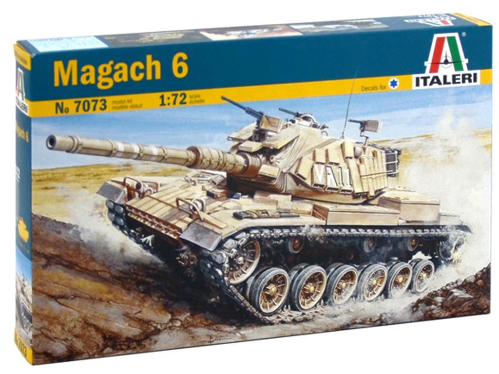 Magach 6 - Ref.: ITAL-07073