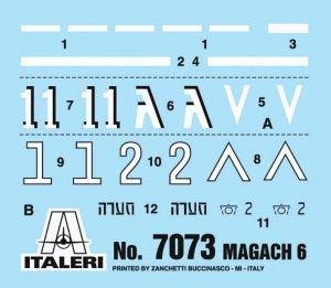 Magach 6  (Vista 2)
