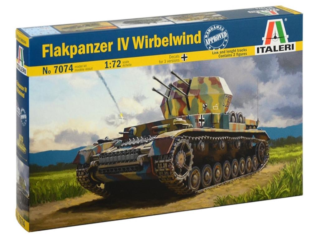 Flakpanzer IV Wirbelwinds  (Vista 1)