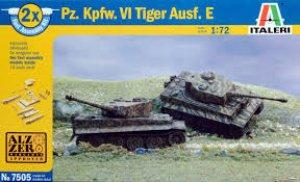 PZ.KPFW. VI Tiger I AUSF. E,   (Vista 1)