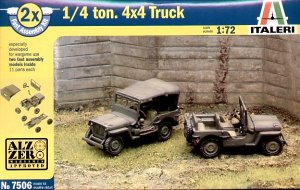 Willys Jeep, montaje rapido  (Vista 1)
