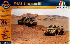 M4 A2 Sherman III  (Vista 1)