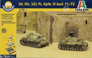 Sd.kfz.161 Pz.Kpfw.IV F1/F2  (Vista 1)