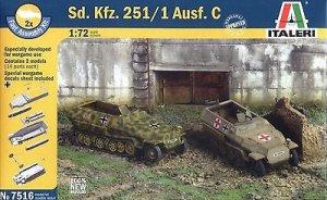 Sd.Kfz. 251/1 Ausf .D  (Vista 1)