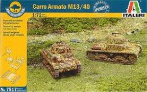 Carro Armato M13/40  (Vista 1)