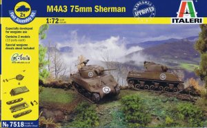Sherman M4 A3  (Vista 1)