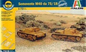 Semovente M40 da 75/18  (Vista 1)
