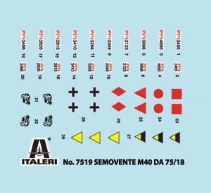 Semovente M40 da 75/18  (Vista 3)