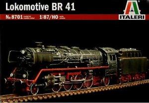 Locomotora de Vapor BR41   (Vista 1)