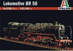 Locomotora BR50  (Vista 1)