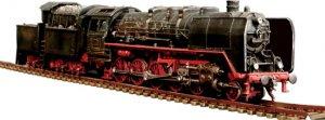 Locomotora BR50  (Vista 2)