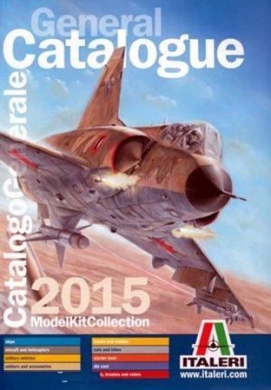 Catalogo Italeri 2015  (Vista 1)