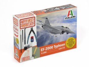 EF-2000 TYPHOON My First Model Kit  (Vista 1)