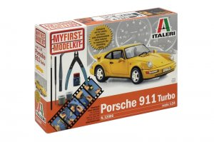 Porsche 911 Turbo My First Model Kit  (Vista 1)