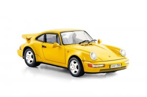 Porsche 911 Turbo My First Model Kit  (Vista 2)