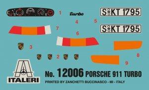 Porsche 911 Turbo My First Model Kit  (Vista 3)
