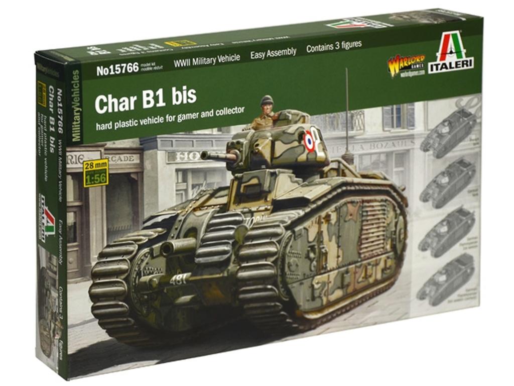 Char B1 Bis  (Vista 1)
