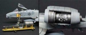 Set de detalle para el A-10A Thunderbolt  (Vista 2)