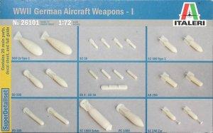 Set armamento aereo Aleman  (Vista 1)