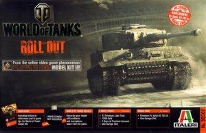 World of Tanks - PZ.KPFW.VI Tiger  (Vista 1)