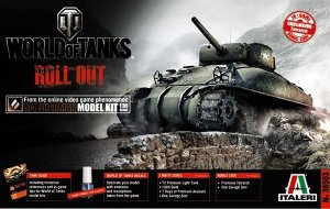 World of Tanks - M4 Sherman  (Vista 1)