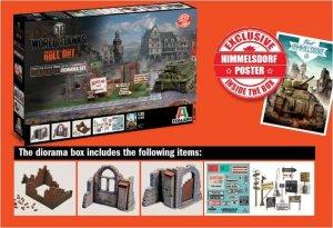 World of Tanks - Himmelsdorf Diorama Set  (Vista 2)