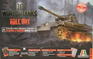 World of Tanks -Pz. Kpfw. V Panther  (Vista 1)