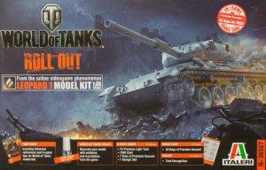 World of Tanks - Leopard 1  (Vista 1)