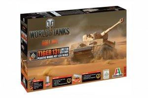 World of Tanks -Tiger 131  (Vista 1)