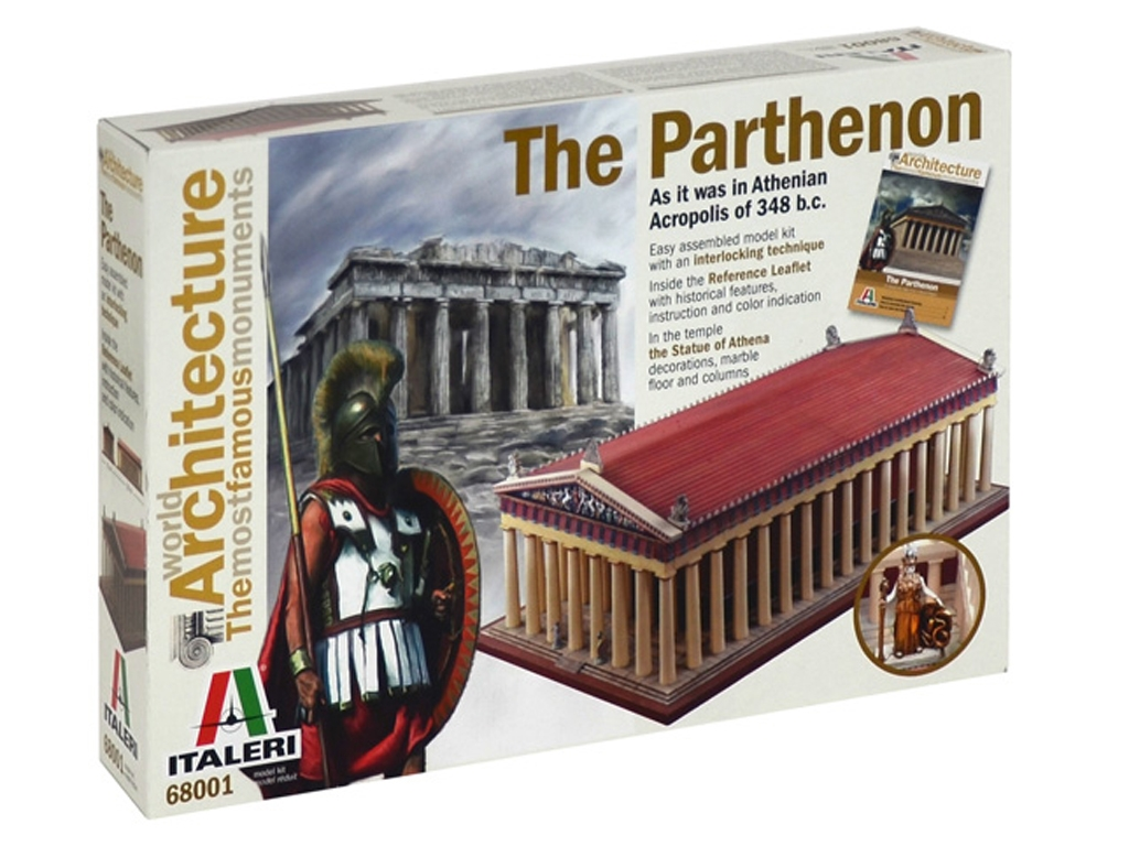 The Parthenon  (Vista 1)