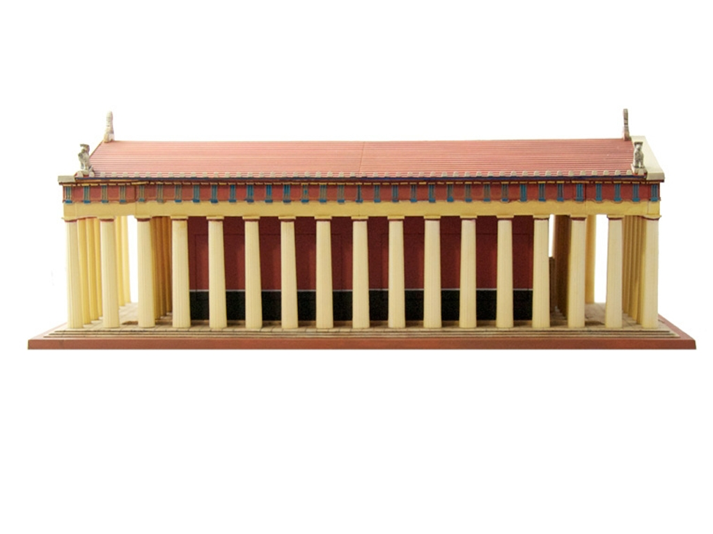 The Parthenon  (Vista 3)