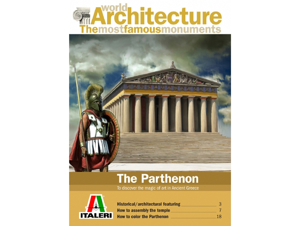 The Parthenon  (Vista 9)