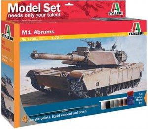 M1 Abrams  (Vista 1)