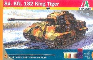 Sd.Kfz. 182 King Tiger  (Vista 1)