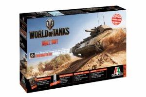 World of Tanks - Crusader III  (Vista 1)