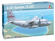 C-27J Spartan / G.222 - Ref.: ITAL-01450