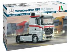 Mercedes-Benz MP4 Big Space - Ref.: ITAL-03948