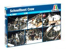 Tripulacion Schnellboot - Ref.: ITAL-05607