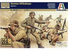 Soldados Alemanes , Africa Korps - Ref.: ITAL-06076