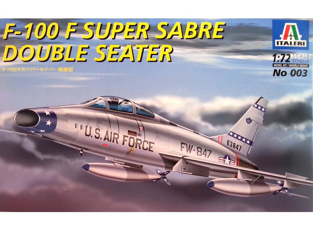 F-100 F Super Sabre (Vista 1)
