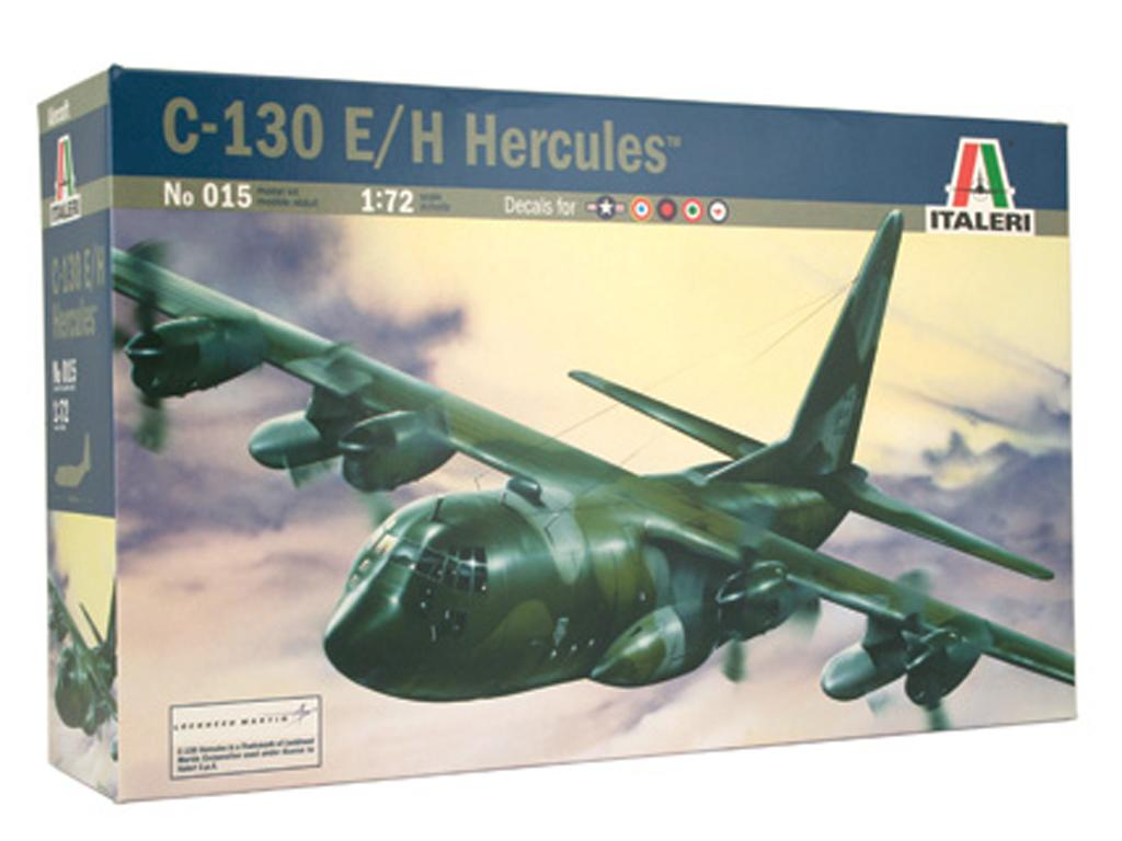 C-130 H Hercules E/H (Vista 1)