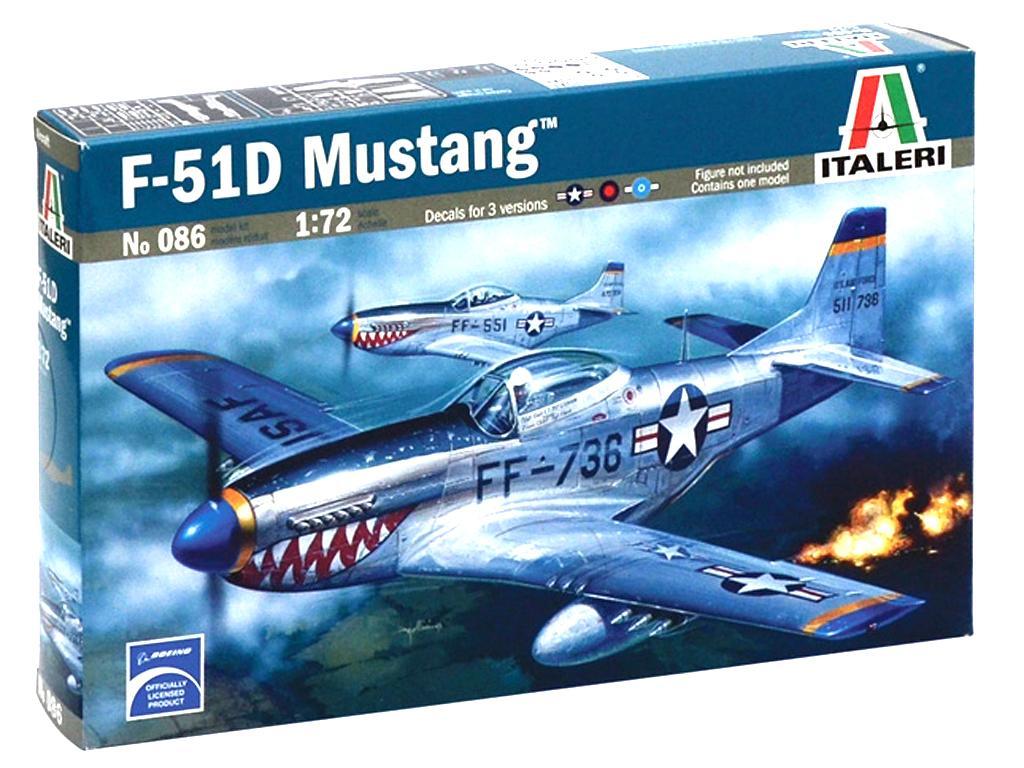 F-51D Mustang (Vista 1)
