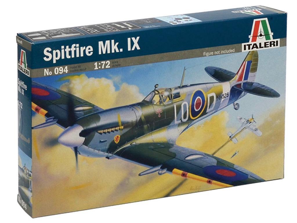 Spitfire MK. IX (Vista 1)